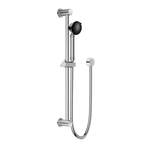 Multifunction Hand Shower with Slide Bar